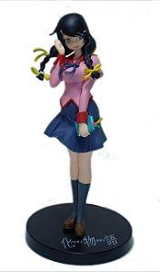 Sega Ex Figure Bakemonogatari Tsubasa Hanekawa Loose