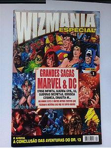 Wizmania Especial #1 Grandes Sagas Marvel & DC