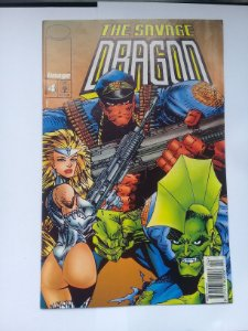 The Savage Dragon #4 Ed. Abril