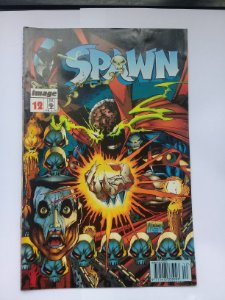 Spawn #12 Ed. Abril
