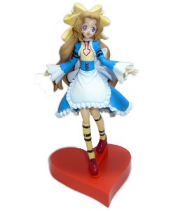 Banpresto DXF Code Geass Nunnaly In Wonderland - Nunnaly Loose