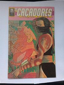 Os Caçadores #9 Ed. Abril