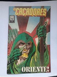 Os Caçadores #10 Ed. Abril