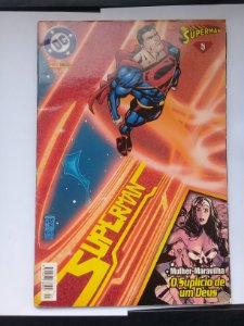 Superman #5 Ed. Panini