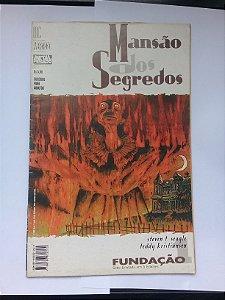 Mansão Dos Segredos #1 Ed. Metal Pesado