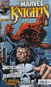 Marvel Knights #6 Ed. Panini