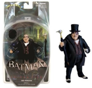 Mattel DC Direct Batman Arkham City The Penguin Series 3