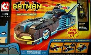 C3 DC Minimates Batman - Batmobile (Batmóvel) 186 Peças