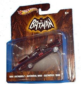 Hot Wheels Batman 1966 Batmobile (Batmóvel) 1/50