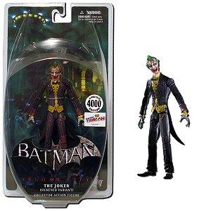 DC Direct Batman Arkham City The Joker Sickened Variant Exclusivo NYCC 2011