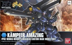 Bandai HGBF Gundam Build Fighters Kampfer Amazing #008  1/144 Model Kit