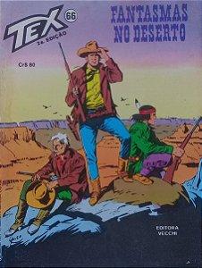 Tex #66 Ed. Vecchi Fantasmas no Deserto
