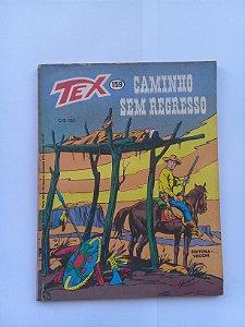 Tex #159 Ed. Vecchi Caminho Sem Regresso