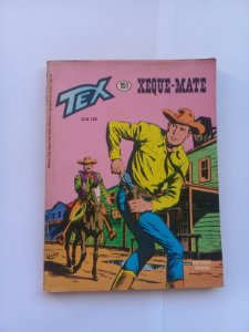Tex #151 Ed. Vecchi Xeque-Mate