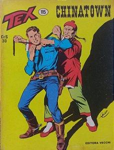 Tex #115 Ed. Vecchi Chinatown