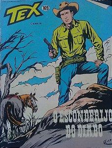 Tex #169 Ed.  RioGráfica O Esconderijo do Diabo