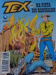 Tex #296 Ed. Globo Na Pista dos Renegados