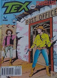Tex #290 Ed. Globo Procurados