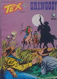 Tex #228 Ed. Globo Gringos
