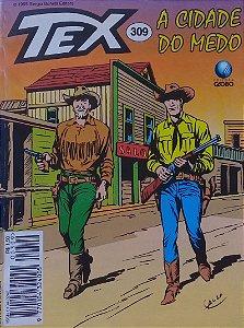 Tex #309 Ed. Globo A Cidade do Medo