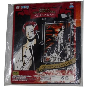 Banpresto One Piece Poster Tecido Shanks 110 X 170 Cm
