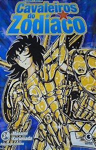 Cavaleiros do Zodíaco #34 Edit Conrad