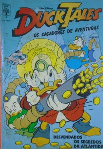 Ducktales Os Caçadores de Aventuras #2 Edit Abril