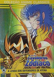 Cavaleiros do Zodíaco A Lenda dos Defensores de Athena Edt Conrad