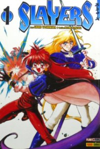 Slayers #1 Edit Panini Comics