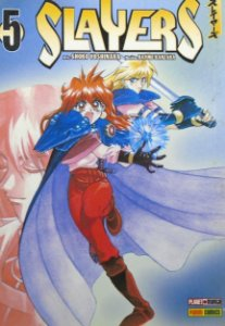 Slayers #5 Edit Panini Comics