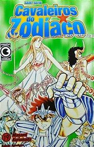 Cavaleiros do Zodíaco #19 Edit Conrad