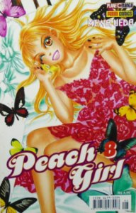 Peach Girl #8 Edit Panini Comics