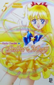 Pretty Guardian Sailor Moon #5 Edit JBC