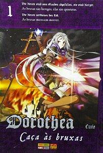 Dorothea Caça as Bruxas #1 Edit Panini Comics