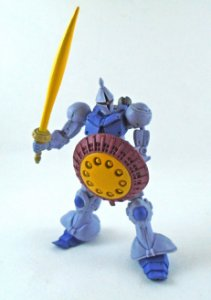 Bandai Gundam Gashapon S.O.G YMS-15 GYAN