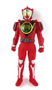 Bandai Kamen Rider Baron 000 Hero Series Loose