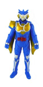 Bandai Kamen Rider Duke Lemon Energy Hero Series Loose