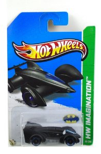 Hot Wheels DC Batman Live Batmobile 1/64