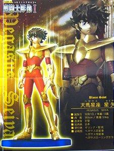 Bandai Cavaleiros do Zodíaco Agaruma Secreto  Seiya de Pégasus V2