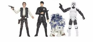Hasbro Star Wars Legacy Shield Generator Assault Battle Packs