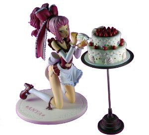 Banpresto Ichiban Kuji Code Geass Anya Nunnaly in Wonderland Loose