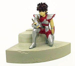 Banpresto Cavaleiros do Zodíaco Blue Forever Pegasus Seiya Part 1
