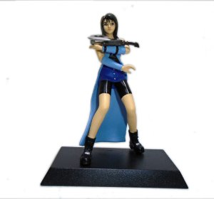Banpresto Final Fantasy 8 Figure Collection Rinoa Heartilly Loose