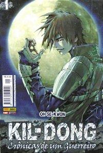 Kil-Dong Crônicas de um Guerreiro #1 Panini Comics