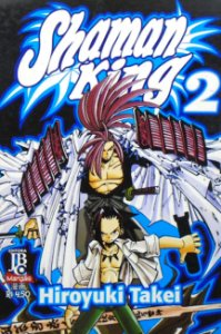 Shaman King #2 Edt JBC