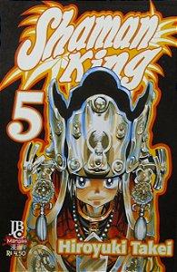 Shaman King #5 Edt JBC