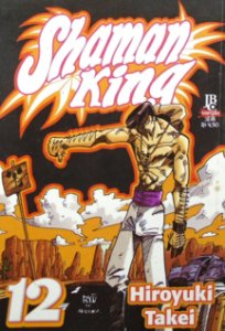 Shaman King #12 Edt JBC