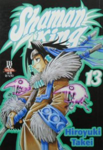 Shaman King #13 Edt JBC