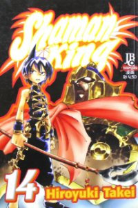 Shaman King #14 Edt JBC