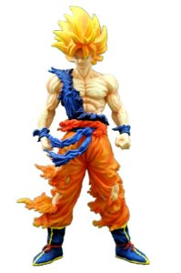 Banpresto dragon ball kai Son Goku Wild Style